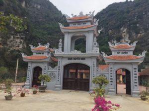 Chùa Duyên Ninh(Chùa Thủ)
